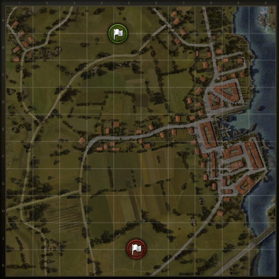 Fishermans Bay Map World Of Tanks
