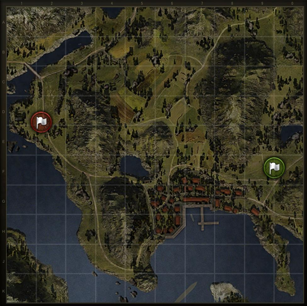 Open World Map Sizes.World Of Tanks Map Game Map
