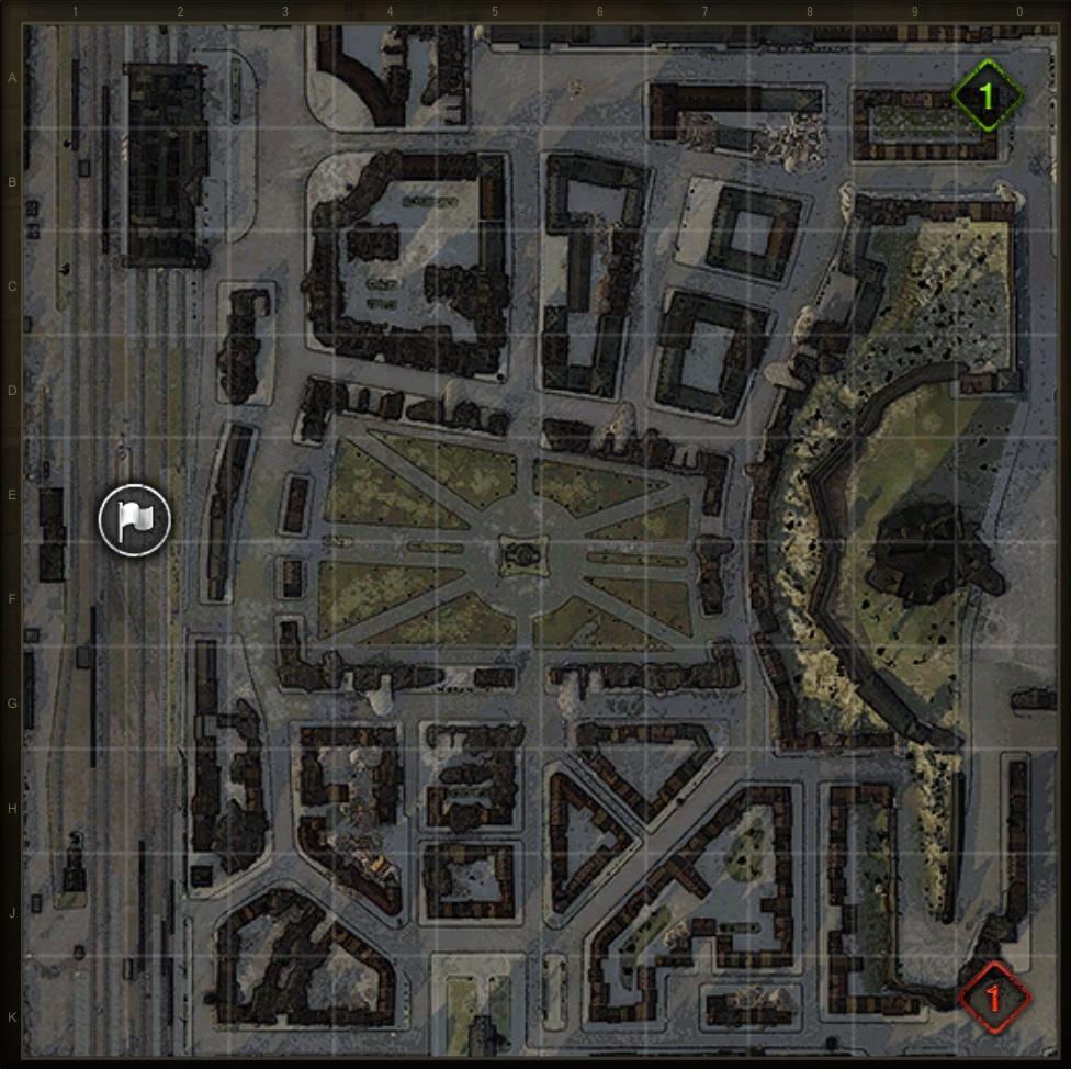 World of tanks map game map himmelsdorf map world of tanks gumiabroncs Images
