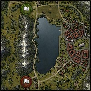 Lakeville - Map World of Tanks