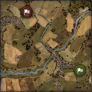 Redshire - Map World of Tanks