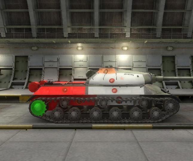 всегда где находиться боеукладка на танке ис3 можно