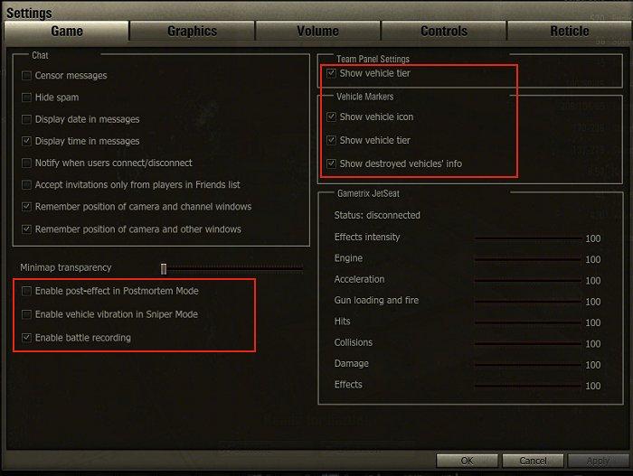 world  tanks strategy optimizing game settings guide